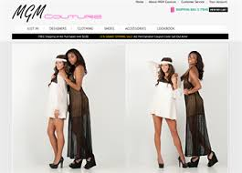 online boutique site launch mgm couture a fresh online clothing boutique