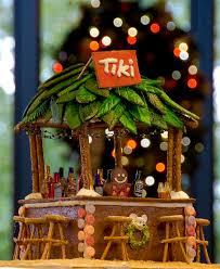 disney world resort christmas decorations tour gingerbread tiki