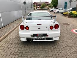 used nissan skyline r34 2 5 gtt turbo manual for sale in herts