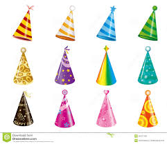 party hats party hats stock photo image 35107160