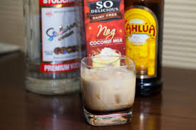 white russian drink recipe coconut nog white russian