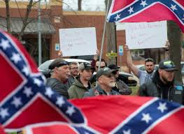 Redneck Flags Confederate Flag Rally Touts Heritage Ignores Reality Nondoc