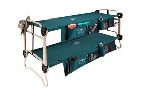 Bunk Bed With Cot Disc O Bed Extreme Sleep Solutions