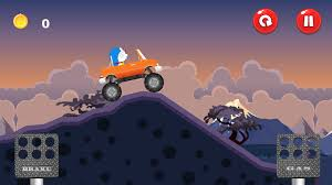 hill climb racing monster truck hill climb racing doramon android apps on google play