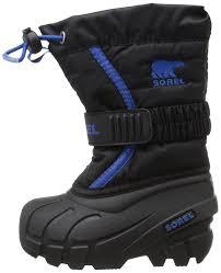 sorel womens boots uk sorel flurry tp toddler us 5 black boot uk 45 eu 20 baby