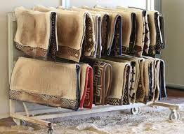 Horse Rug Racks For Sale Saddle Pads Made Simple Horse U0026rider Western Training How To