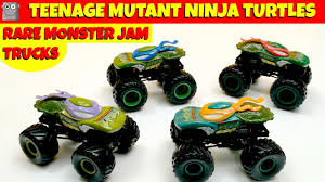 grave digger monster truck costume teenage mutant ninja turtles monster jam rare trucks youtube
