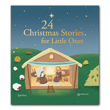 magnificat 24 christmas stories for little ones