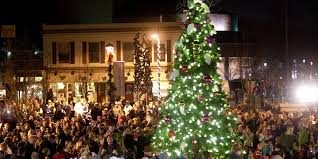 tree lighting ceremony go gaslight