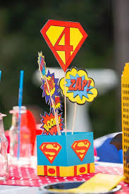 105 best super hero theme images on pinterest parties birthday