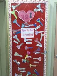 Valentine S Day Classroom Door Decorations Ideas by Sliding Into A New Year Room Mom Pinterest Bulletin Board