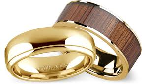 wedding rings gold shop unique mens wedding bands in gold alternative metals