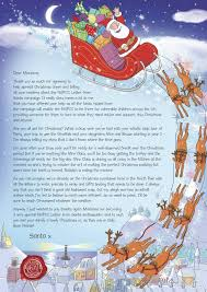 the magic of christmas letter from santa u003e u003e nspcc mari u0027s world