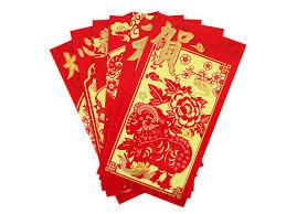 lucky envelopes variety 6 pack envelope lucky money hong bao packet