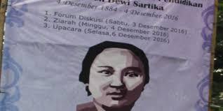 biografi dewi sartika merdeka com mengenang lahirnya pahlawan pendidikan raden dewi sartika ypdm