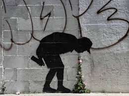 Flower Bomb Definition - new banksy