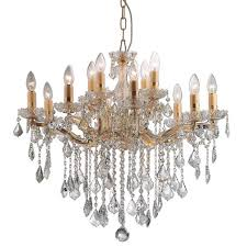Marie Therese Crystal Chandelier Ideal Lux Chandeliers Buy Chandeliers Online From Kes Lighting
