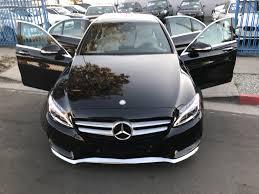 Mercedes Benz Sedan 2015 Used 2015 Mercedes Benz C Class C300 Sport At Payless Auto Sales