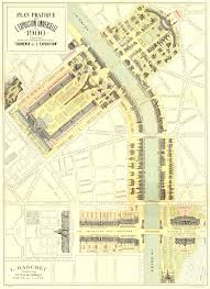 a map of the centre part of the palais of versailles first floor