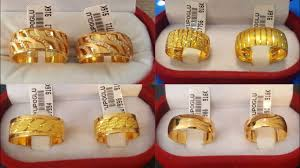 couples rings gold images Gold couple rings gold wedding bands engagement rings for jpg