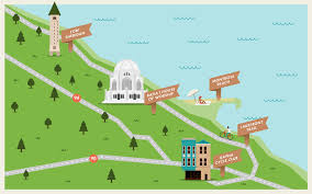 Chicago Brewery Map by An Illustrated Guide To Chicago U0027s Best Long Bike Rides Insidehook