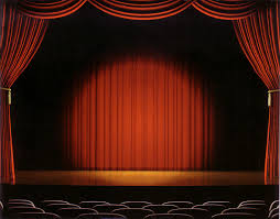 Stage With Curtains N D Wilson Perichoresis