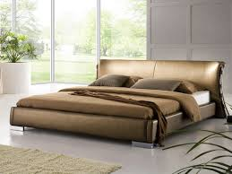 super king size 6 ft leather bed 180x200 cm incl stable