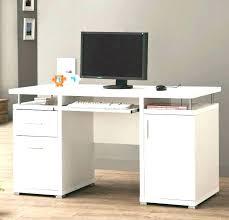 Printer Storage Cabinet Computer Desk With Tower Storage Kgmcharters