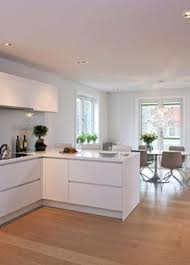 Kitchen Diner Design Ideas Combine The Kitchen With The Dining To Obtain Extra Space For