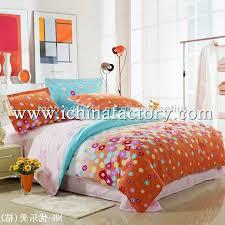 china factory 100 cotton kids duvet cover set bright color