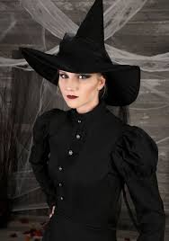 glamorous witch costume womens deluxe witch costume