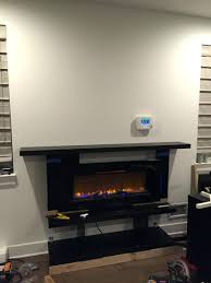 built in electric fireplace built in electric fireplace ideas