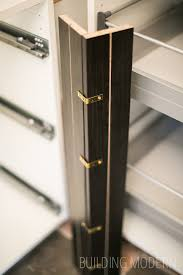 Do It Yourself Kitchen Cabinets Kitchen Cabinet Filler Strips
