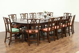 mahogany dining table empire 54 round antique mahogany dining table extends 10 6