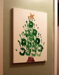 Arts And Crafts Christmas Tree - 10 handprint christmas crafts for kids parenting