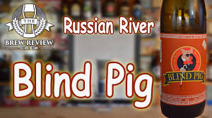 Blind Russian Drink Recipe Blind Pig Russian River Brew Review Crew Craft Beer Reviews