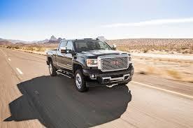 gmc semi truck semi lux showdown silverado high country vs sierra denali 2500hd