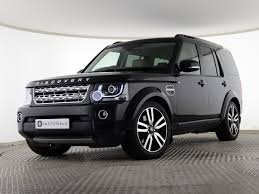 land rover black used 4x4 land rover discovery 4 for sale saxton 4x4