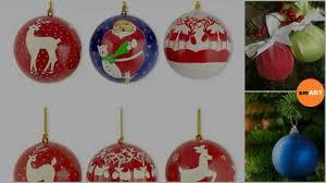 christmas ornament balls christmas 2016 youtube