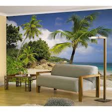 beach wall murals wall shelves impressive ideas beach wall murals strikingly inpiration beach