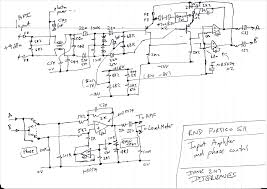 Transformer Coupled Transistor Amplifier Schematic Neve Portico Pre Amplifier Design Schematic And Observations