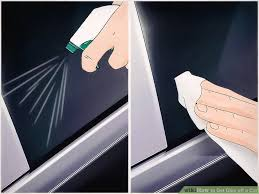 Car Upholstery Glue 3 Ways To Get Glue Off A Car Wikihow
