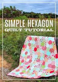 hexagon quilt tutorial a time saving technique in creating a