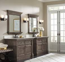 bathroom design ideas shabby chic ash wooden double bathroom