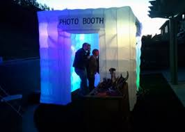 Photo Booth Sales Aliexpress Com Buy New Design Led Strip Inflatable Photo Booth