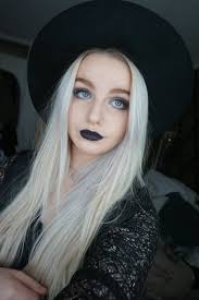 modern witch simple u0026 easy halloween makeup youtube
