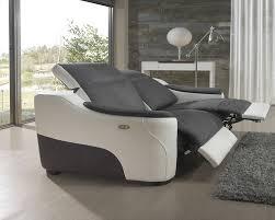 canapé relax electrique 3 places meubles atlas canape 3 places avec 2 relax electrique helly