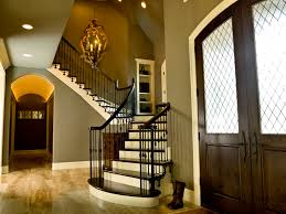 Front Staircase Design Front Door Stairs Designs Ideas Staircase Traditional With Dark