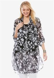 plus size blouses and tops s plus size shirts blouses tops