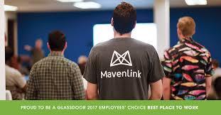 grainger glass door glassdoor honors mavenlink as a best place to work an employees